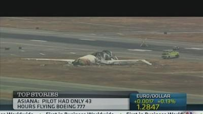 Asiana Crash: the Early Findings