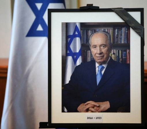 Little mourning for Shimon Peres in Arab world
