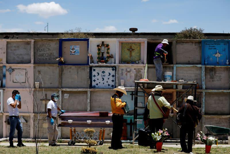Mexico's coronavirus death surge puts testing regime under the microscope