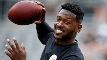 Antonio Brown: 'I'm not hiding from no one'