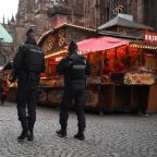 France dismisses IS claim for Strasbourg Christmas bloodshed