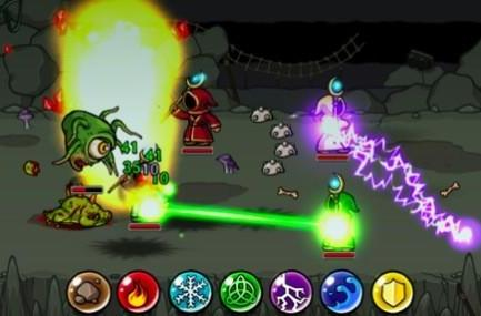 Daily iPad App: Magicka arrives on iOS with Wizards of the Square Tablet
