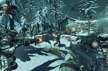 Call of Duty: Ghosts demands 64-bit OS, 40GB hard drive space