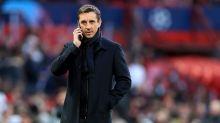 Neville slams United's 'rancid' display