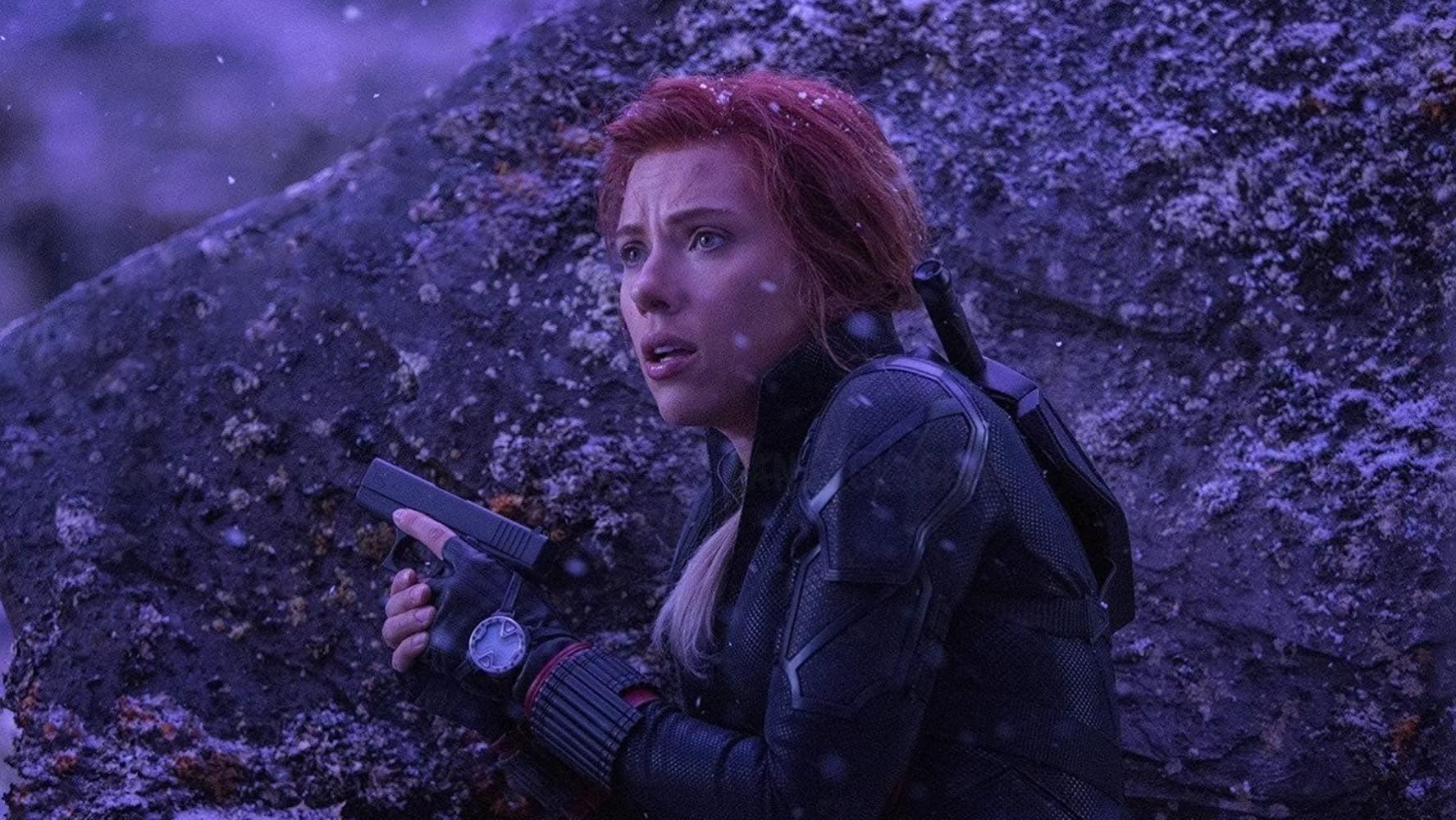Black Widow S Original Avengers Endgame Death Released