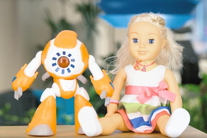 Internet-connected toys accused of spying on kids