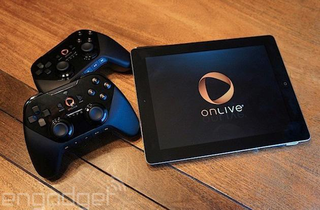 Sony buys what's left of OnLive, service shuts down April 30th