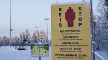 A man arrested in Russia is accused of building a fake border with Finland 15 miles from the real one and charging migrants $11,000 to cross it