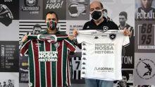 Amistoso da 'união': Botafogo e Fluminense planejam partida teste antes do começo do Brasileirão