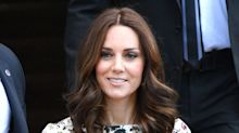 Kate Middleton Is the Vision of an English Rose in Floral Erdem Separates