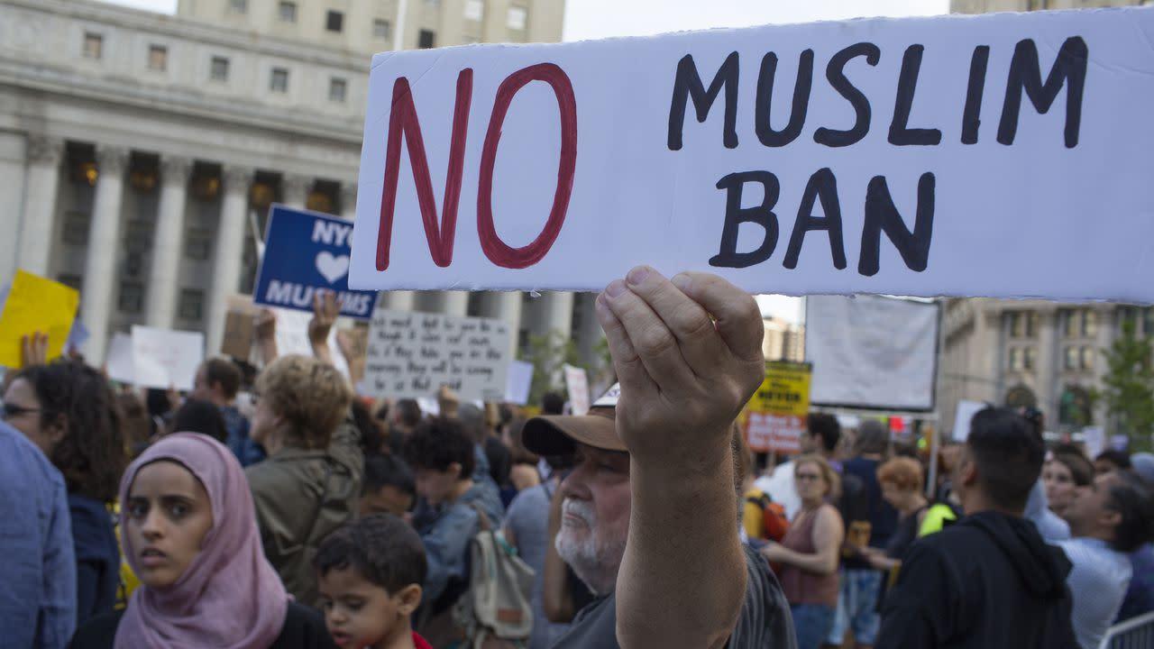 Muslim families hope to reunite following Biden's travel ban repeal
