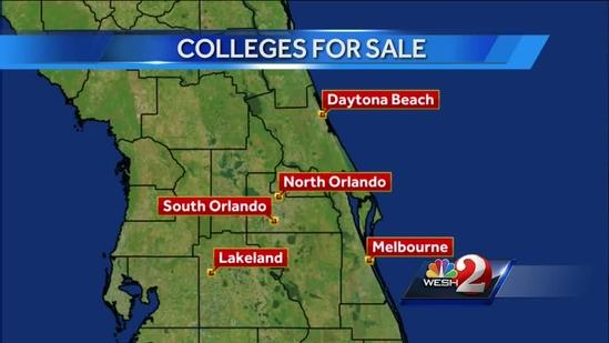 Five Central Florida Corinthian Colleges up for sale