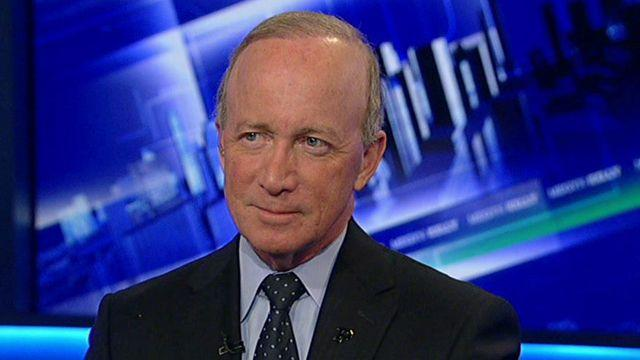 Mitch Daniels on new role during the 2016 presidential race