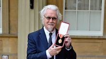 Billy Connolly's 'wonderful brain is dulled', says Michael Parkinson