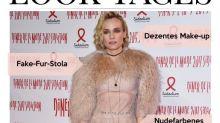 Diane Kruger: Nackt, aber doch angezogen