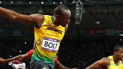 Usain Bolt wins 2nd consecutive Olympic 100 gold