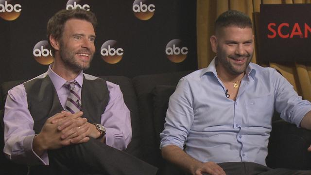 Scott Foley and Guillermo Diaz Share Tips For Surviving The 'Huck-Hole' On 'Scandal'