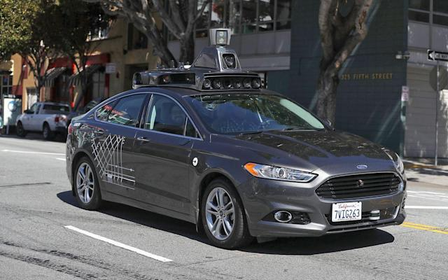 Alphabet bests Uber in self-driving car reliability