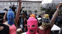 Pussy Riot Members Released in Sochi