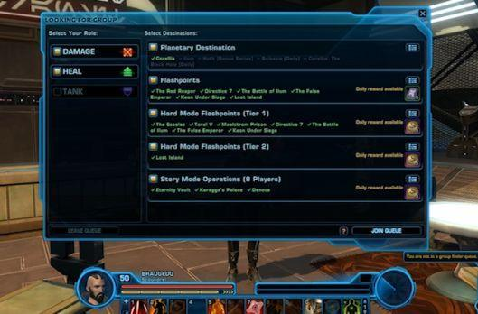 Star Wars: The Old Republic's 1.3 update arrives today