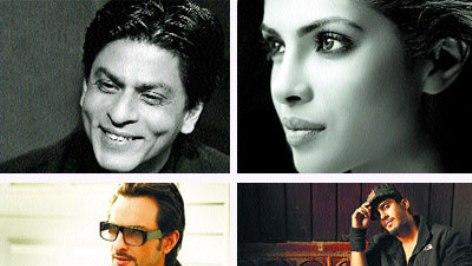 Holi wishes from Bollywood stars