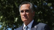 Mitt Romney directly calls out Trump for fueling 'hate-filled morass' in U.S. politics