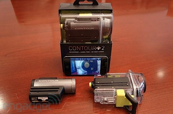 Contour+2 action camera puts waterproof 1080p recording in your pocket for $400