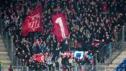 Beim Zaunklettern: Zwickau-Fan verletzt sich schwer am Finger