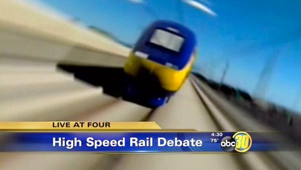 California High-Speed Rail Authority discusses potential changes