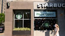 Starbucks CEO: Customers seek a haven of the 'safe, familiar, and convenient' during coronavirus