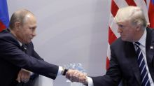 Trump reportedly received note saying 'do not congratulate' Putin - which he ignored