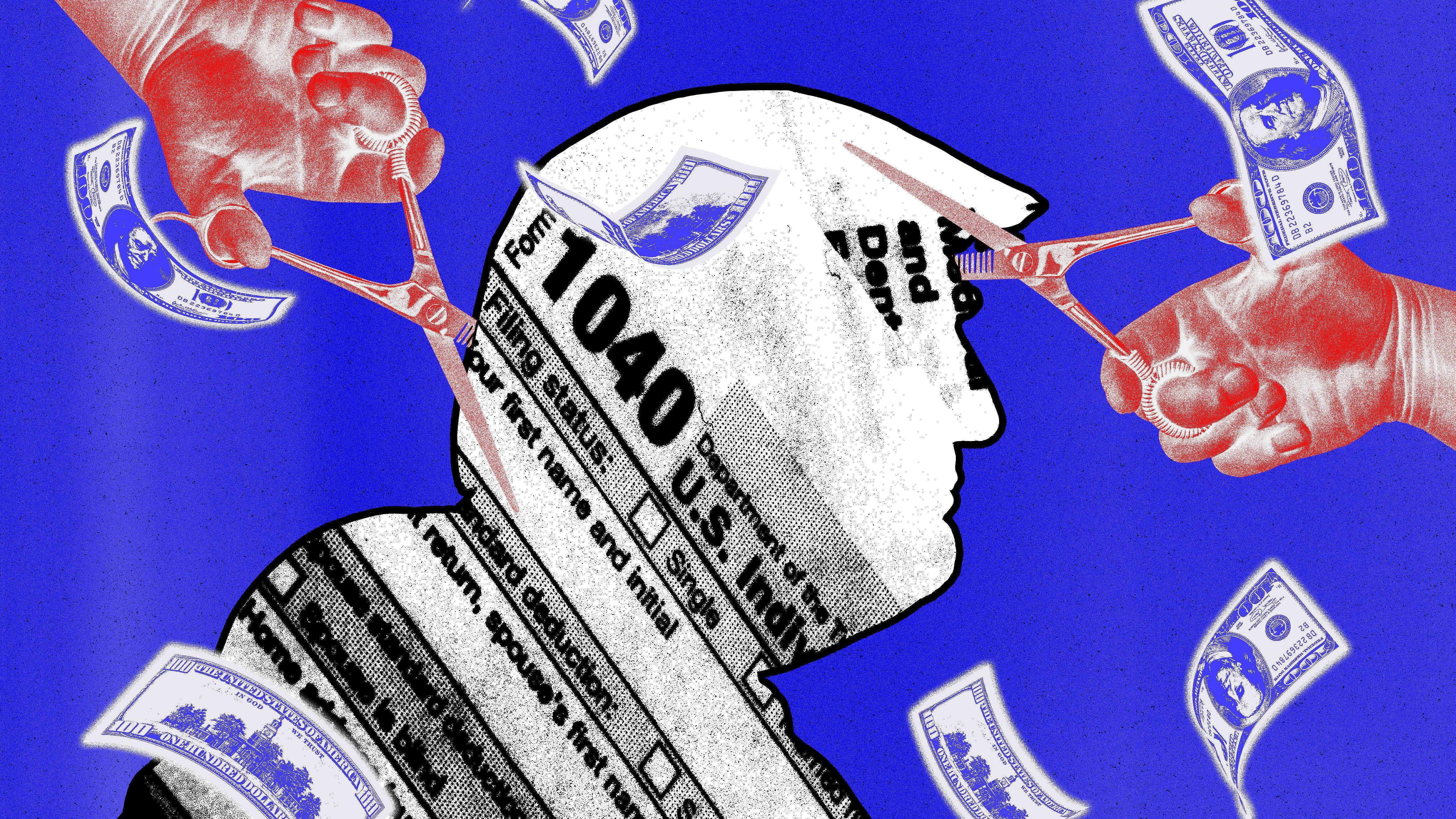 Trump Wrote Off $70,000 of Hairstyling on His Taxes. Can You Really Do That?