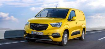 Opel Combo-e Cargo 2021: repartos ecológicos