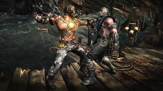 Warner Bros. working on new Mortal Kombat live-action series