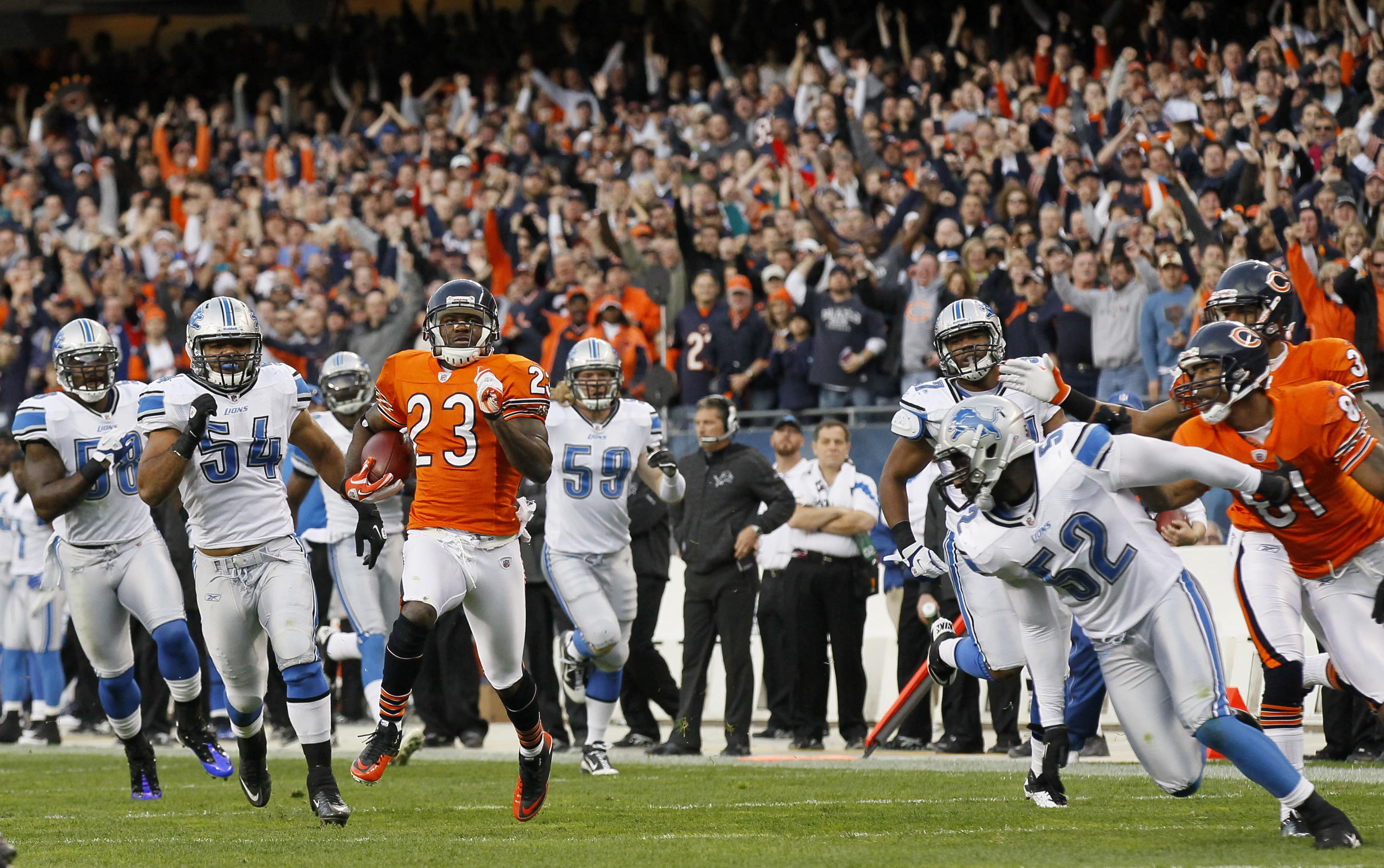 Devin Hester, the NFL's greatest return man, announces his retirement