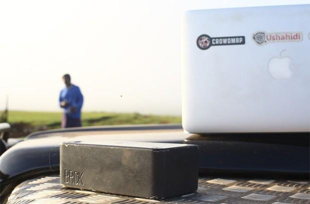 Insert Coin: BRCK wireless router packs a fallback 4G connection, internal battery