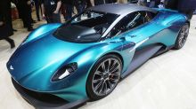 2022 Aston Martin Vanquish to offer a manual transmission