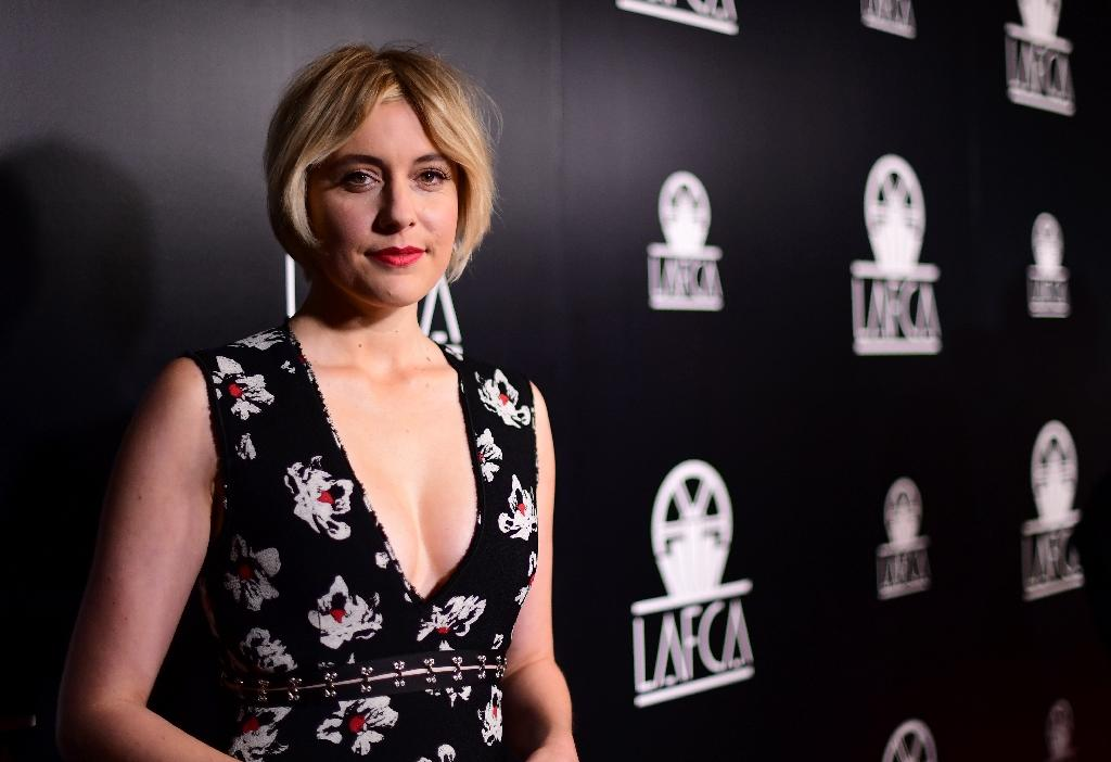 In recent weeks, a growing number of actresses, including Greta Gerwig (pictured), Rebecca Hall, Ellen Page and Mira Sorvino, have announced they regret working with Allen (AFP Photo/Matt Winkelmeyer)
