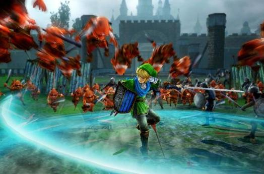 Hyrule Warriors is the Zelda beat-'em-up you never knew you wanted
