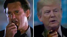 Bill Pullman responde al retuit de Donald Trump con el discurso de 'Independence Day'