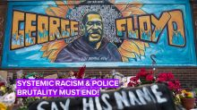 The fight against police brutality and racism continues in the US