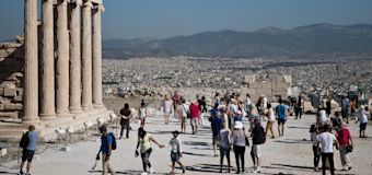 In ruins? Europe 'to return 30pc in three years'