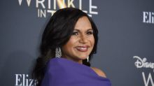 Mindy Kaling being mom-shamed is not what you think