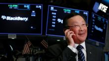 BlackBerry says CEO Chen to stay on through 2023