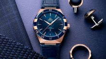 Take A Shine To Omega's New Watch Collection