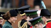 Raw: William, Kate Celebrate St. Patrick's Day