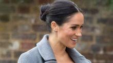 La duquesa de Sussex se encuentra bien, pero 'muy embarazada'