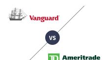 Vanguard vs. TD Ameritrade