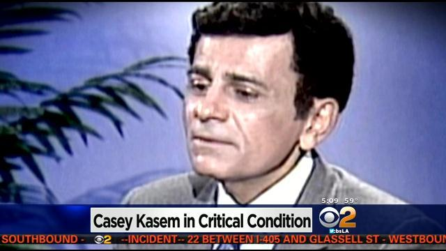 Doctors: Casey Kasem In Critical Condition In Wash. Hospital