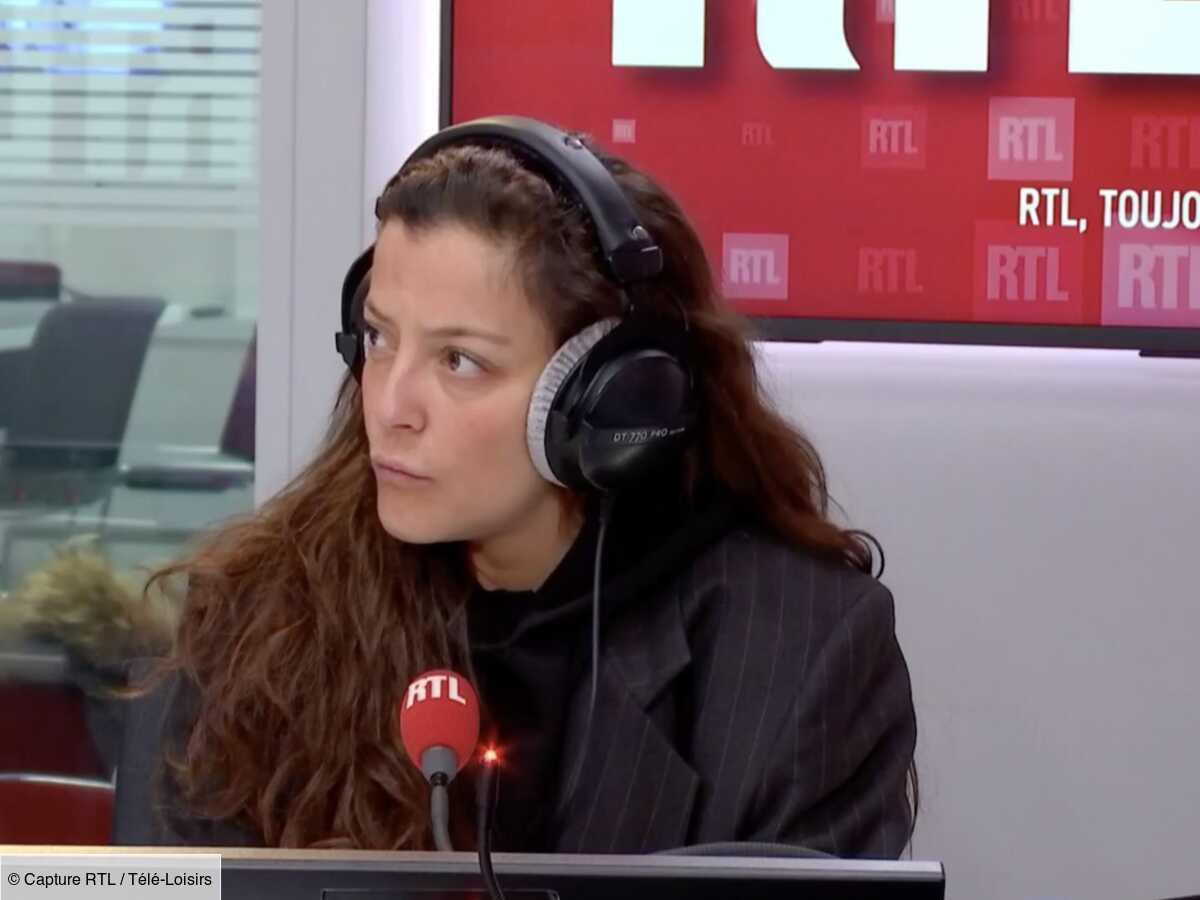 """""""Il faut vraiment bien écouter les paroles"""" : Camille Lellouche agacée par une question sur sa chanson évoquant les violences conjugales (VIDEO)"""
